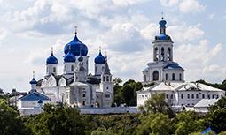 Боголюбово - дворец-замок Андрея Боголюбского
