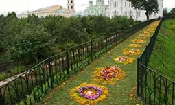 Дивеево - Святая Канавка Пресвятой Богородицы