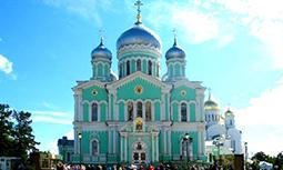 Дивеево - Троицкий собор