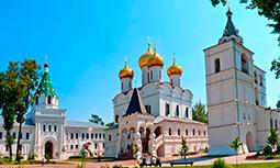 Кострома - Ипатьевский монастырь