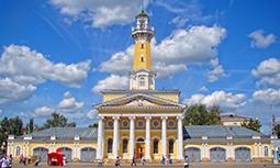 Кострома - Пожарная каланча