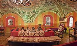 Кострома - палаты бояр Романовых