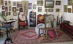 Плес - дом-музей И. Левитана