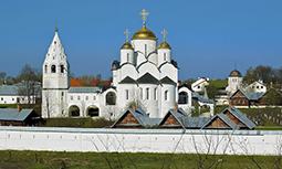 Суздаль - Покровский монастырь