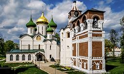 Суздаль - Спасо-Ефимиев монастырь