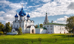 Суздаль - Суздальский Кремль