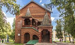 Углич - Палаты царевича Димитрия