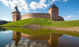 Великий Новгород - Новгородский кремль 1