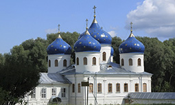 Великий Новгород - Свято-Юрьев монастырь