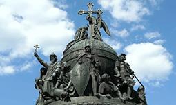 Великий Новгород - памятник тысячалетия России