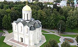 Владимир - Дмитриевский собор