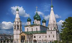 Ярославль - Церковь Ильи Пророка