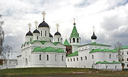 Ярославль - Спасо-Преображенский монастырь