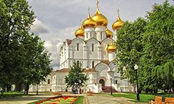Ярославль - Успенский кафедральный собор