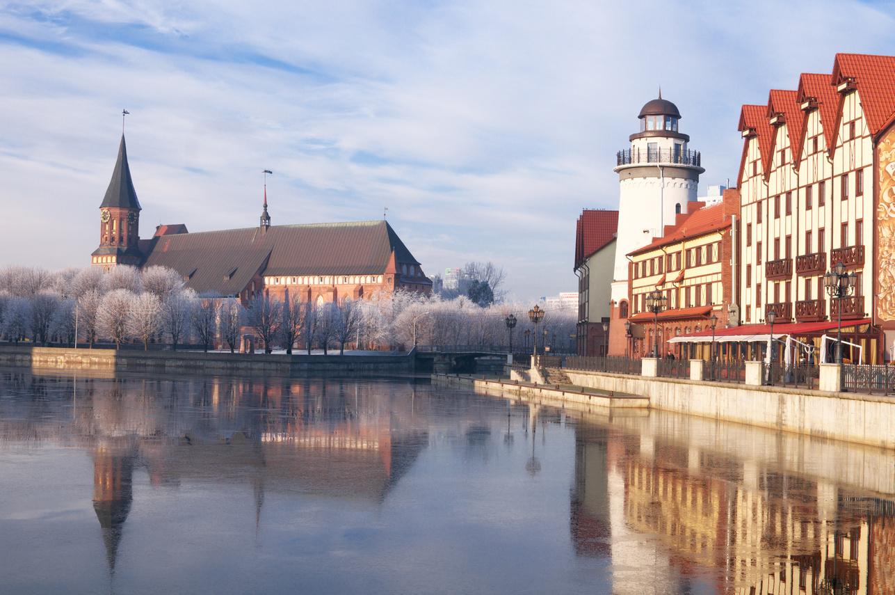 Посетившие Калининград литовцы: «Русские живут намного лучше и богаче нас»