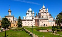 Ростов Великий - Соборная площадь