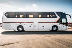 Переезд на автобусах
